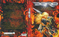 DORO - 25 YEARS A WARRIOR SOUL (dvd 2006)