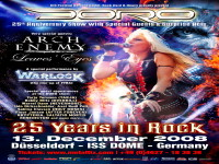 DORO - 25 YEARS IN ROCK - Düsseldorf