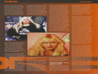 ČLÁNEK Z HARDROCKER 10/2008: DORO PESCH - 25 YEARS IN ROCK! - 4/8 str.