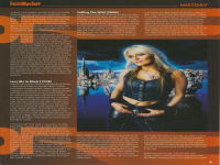 ČLÁNEK Z HARDROCKER 10/2008: DORO PESCH - 25 YEARS IN ROCK! - 6/8 str.