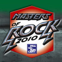 Logo festivalu MASTERS OF ROCK 2010