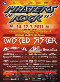 Masters Of Rock 2011