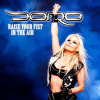 DORO - Raise Your Fist In The Air - new EP 2012