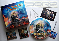 DORO - Raise Your Fist - 30 Years Anniversary Edition - fan box