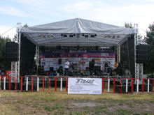 pohled na stage