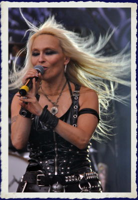 DORO na festivalu Masters Of Rock 2010 - Vizovice (CZ)