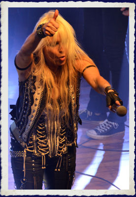 DORO - 30 years - Strong & proud tour 2014 - Semilasso Brno - 21.11.2014